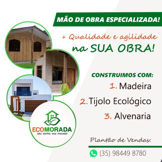 Casas Pré Fabricadas EcoMorada